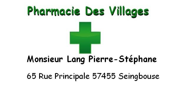 [Sponsor] Pharmacie Lang