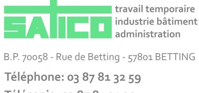 [Sponsor] Agence d'Emploi SATICO